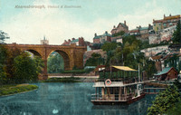 Knaresborough postcards
