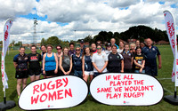 York RI Ladies Rufc Pitch up & Play 6-Aug-16