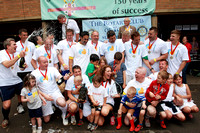 Dragon Boat Race York 13th July 2014